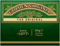 Табак сигаретный Golden Virginia Original (30 г)