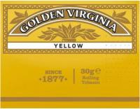Табак сигаретный Golden Virginia Yellow (30 г)
