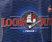 Табак сигаретный Look Out Zwaar (30 г)