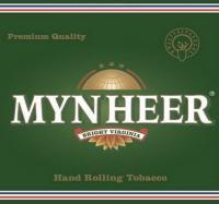 Табак сигаретный Mynheer Bright Virginia (30 г)