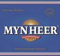 Табак сигаретный Mynheer Halfzware Shag (30 г)