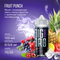 Жидкость Big Bro Ice Fruit Punch (3 мг/120 мл)