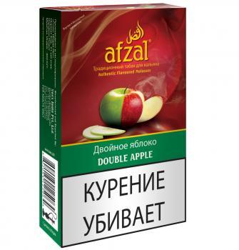 Табак для кальяна Afzal Двойное яблоко (40 г)