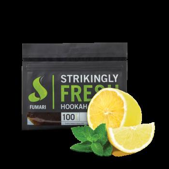 Табак для кальяна Fumari Lemon Mint (100 г)