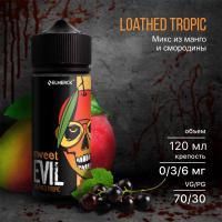 Жидкость Sweet Evil Loathed Tropic (6 мг/120 мл)