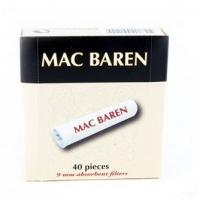 Фильтры для трубки Mac Baren 9 мм 40 шт