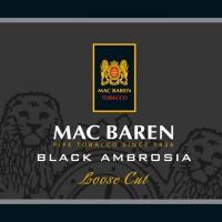 Табак трубочный Mac Baren Black Ambrosia (50 г)