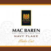 Табак трубочный Mac Baren Navy Flake (50 г)