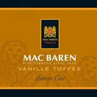 Табак трубочный Mac Baren Vanilla Toffee Cream (50 г)