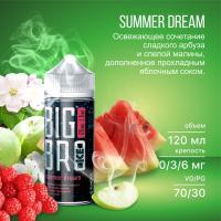 Жидкость Big Bro Ice Summer Dream (3 мг/120 мл)