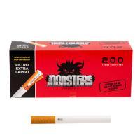 Гильзы сигаретные Monsters Tubes (200 шт)