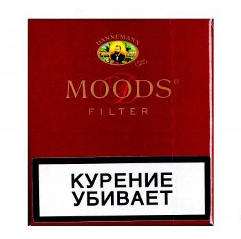 Сигариллы Danneman Moods Filter (20 шт)