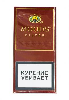 Сигариллы Danneman Moods Filter (5 шт)