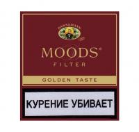 Сигариллы Danneman Moods Golden Test Filter (10 шт)