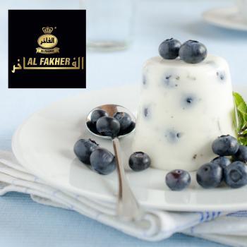 Табак для кальяна Al Fakher Мороженое и Голубика (50 г)