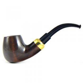 Курительная трубка Mr. Brog 22 Bent Stecker