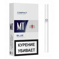 Сигареты MT Blue Compact Size