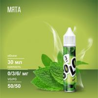 Жидкость Solo Мята (6 мг/30 мл)