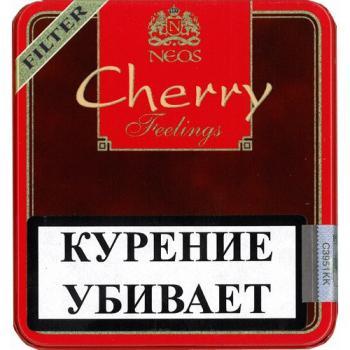 Сигариллы Neos Feelings Cherry (10 шт)