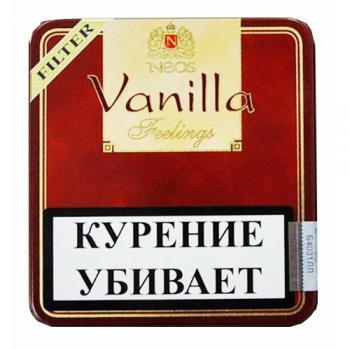 Сигариллы Neos Feelings Vanilla (10 шт)