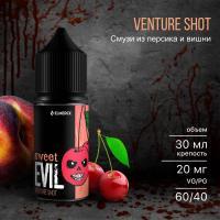 Жидкость SWEET EVIL Salt Venture Shot (20 мг/30 мл)