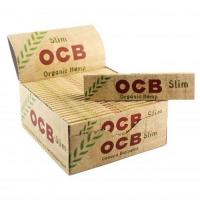 Бумага сигаретная OCB Slim Organic (32 шт)