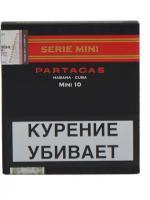 Сигариллы Partagas Serie Mini (10 шт)