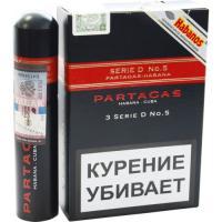 Сигары Partagas Serie D №5 1*3 шт