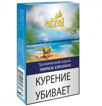 Табак для кальяна Afzal Тропический Взрыв (40 г)