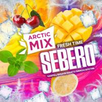 Табак для кальяна Sebero Arctic Mix Fresh Time (20 г)