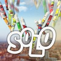 Жидкость Solo Абсент (6 мг/30 мл)
