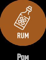 Табак сигаретный American Blend Rum (40 г)