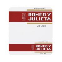 Сигариллы Romeo y Julieta Club Limited Edition 2019 (20 шт)