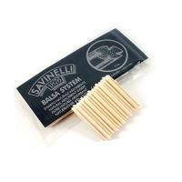 Фильтры для трубки Savinelli Бальса 9 мм 15 шт