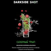 Табак для кальяна Dark Side Shot Северный Трип (30 г)