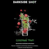 Табак для кальяна Dark Side Shot Северный Трип (30 г)