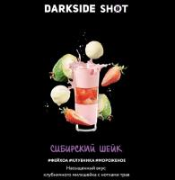 Табак для кальяна Dark Side Shot Сибирский Шейк (30 г)