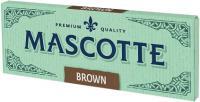 Бумага сигаретная Mascotte Brown Regular (50 шт)