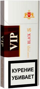 Сигареты VIP Black Slims