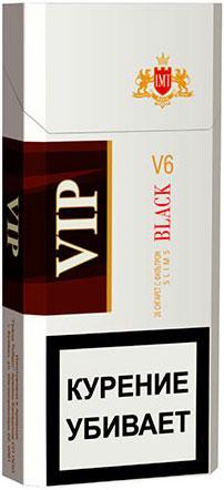 vip black сигареты купить