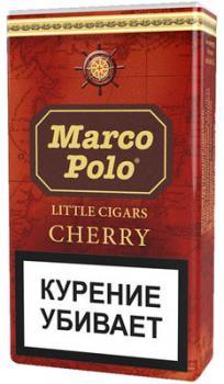 Сигариллы Marco Polo Cherry (20 шт)