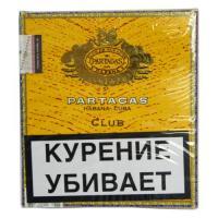 Сигариллы Partagas Club (20 шт)