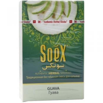 Кальянная смесь Soex Guava Гуава (50 г)