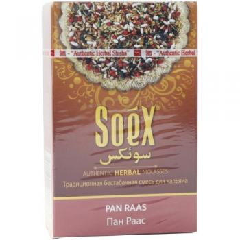 Кальянная смесь Soex Pan Raas Пан Раас (50 г)