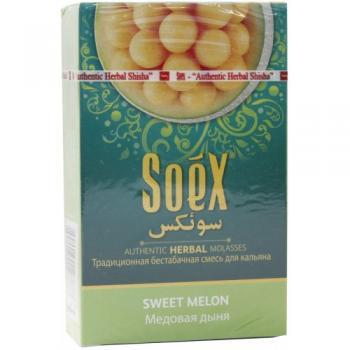 Кальянная смесь Soex Sweet Melon Медовая Дыня (50 г)