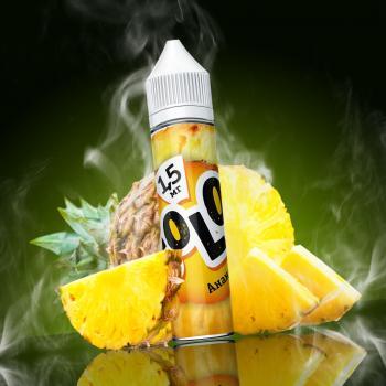 Жидкость Solo Ананас (6 мг/30 мл)