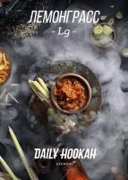 Табак для кальяна Daily Hookah Лемонграсс (60 г)