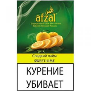 Табак для кальяна Afzal Сладкий Лайм (40 г)