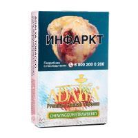 Табак для кальяна Adalya Chewing Gum Strawberry (50 г)