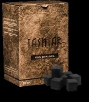 Уголь для кальяна Tashtar (72 куб)